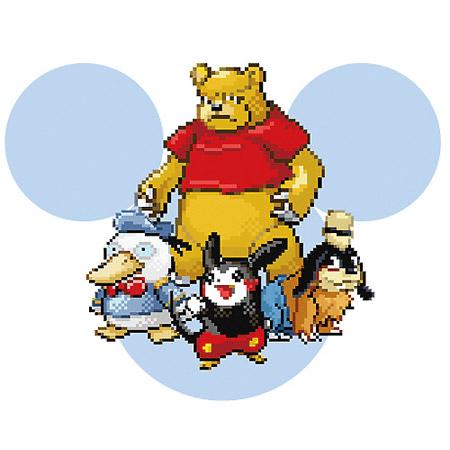 crossover,Pokémon,disney,dolan
