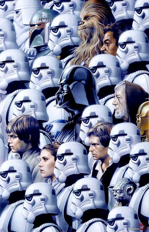 cool art star wars Movie - 6748938496