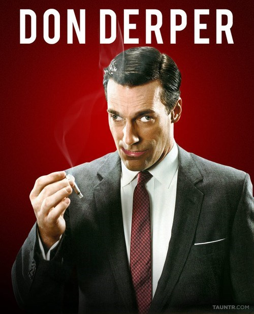 don draper Jon Hamm TV mad men celeb - 6749022208