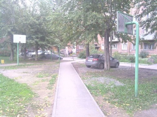 basketball court bball basketball sidewalk - 6749133824