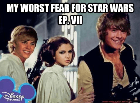 disney zac efron star wars Movie Selena Gomez funny justin bieber - 6749228544