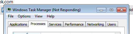 not responding,ctrl alt del,windows task manager,task manager,frozen program