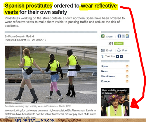 the queen news prostitution vest - 6751260928