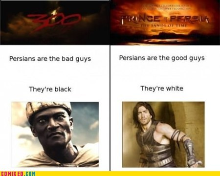 persian thats-racist prince of persia movies 300