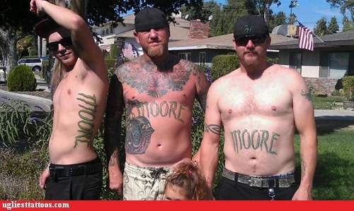 The Monster Moore's