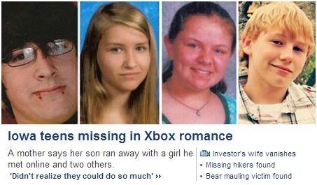 romance,Videogames,xbox,Iowa