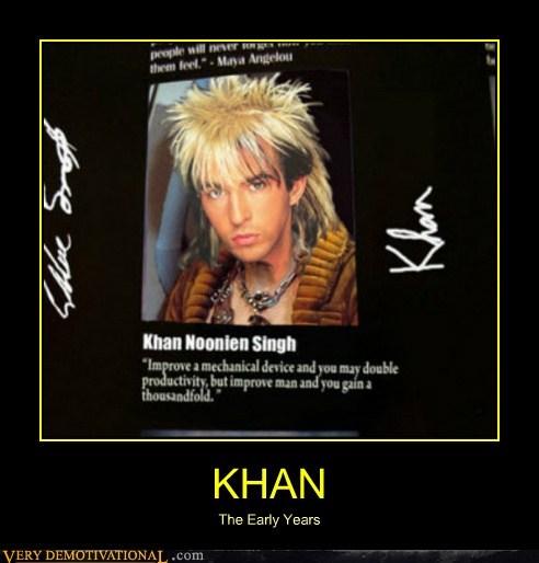 khan early years Star Trek - 6751842816