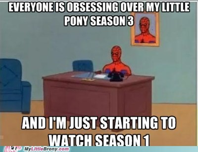 season 3,new brony,meme,welcome to the herd