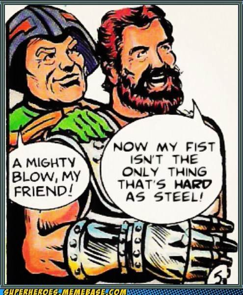 man-at-arms flamboyant fisto