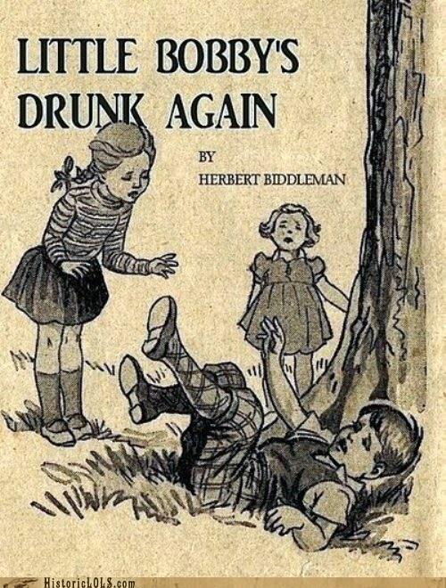 drunk bobby book children - 6752144640