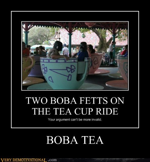 ride tea boba disney land - 6753329152