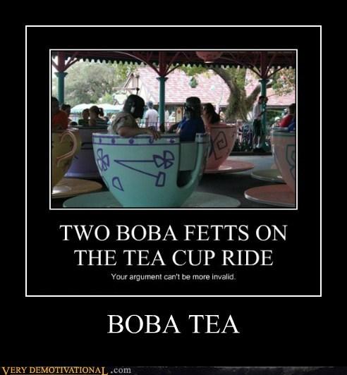 ride tea boba disney land - 6753329152