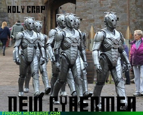 cybermen,doctor who,series 7