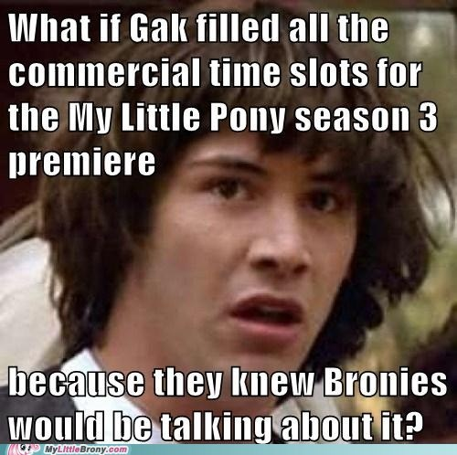 What if Gak?