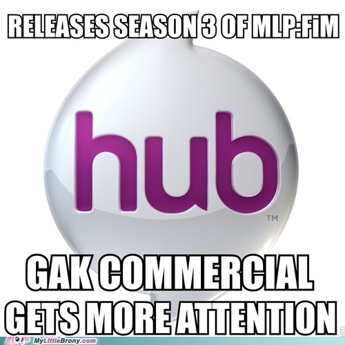 commercial,gak,the hub,season 3