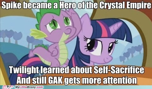 spike,gak,twilight sparkle,gakgakgak