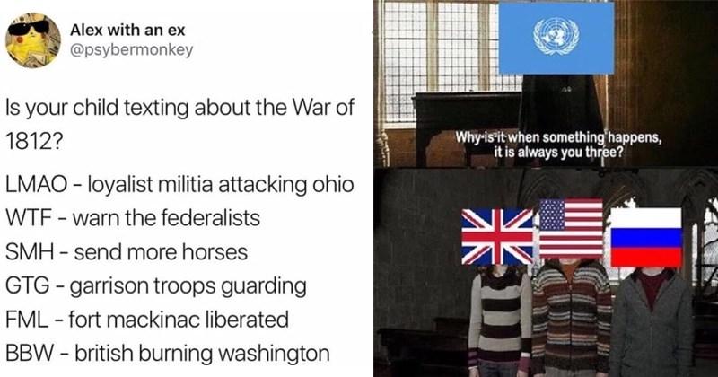 funny memes, history memes
