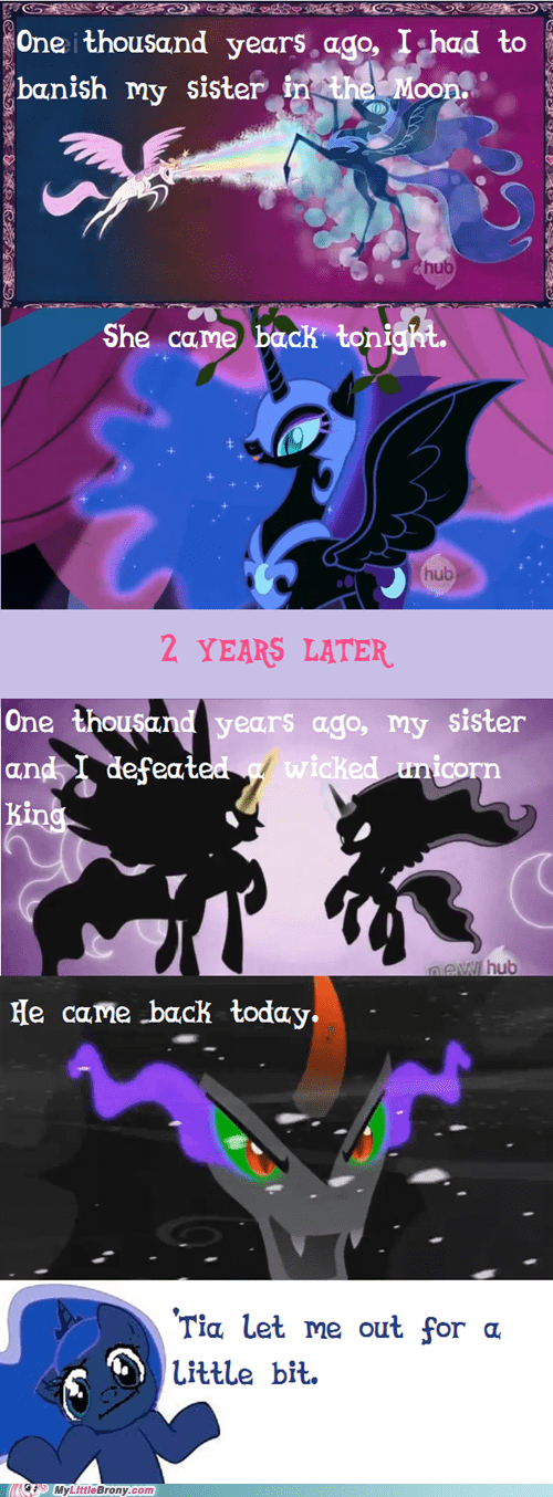 one thousand years princess celestia logic - 6755522816