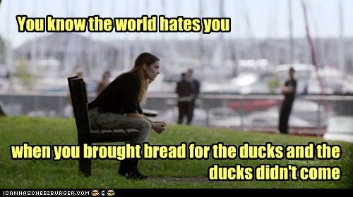 world danielle rosen hates you kathleen munroe ducks bread Alphas - 6755712768