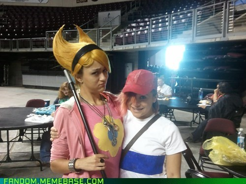 billy and mandy cosplay the grim adventures of billy and mandy cartoons - 6755838208