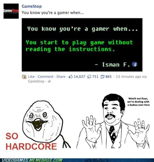 gamestop gamers ugh facebook - 6756979968