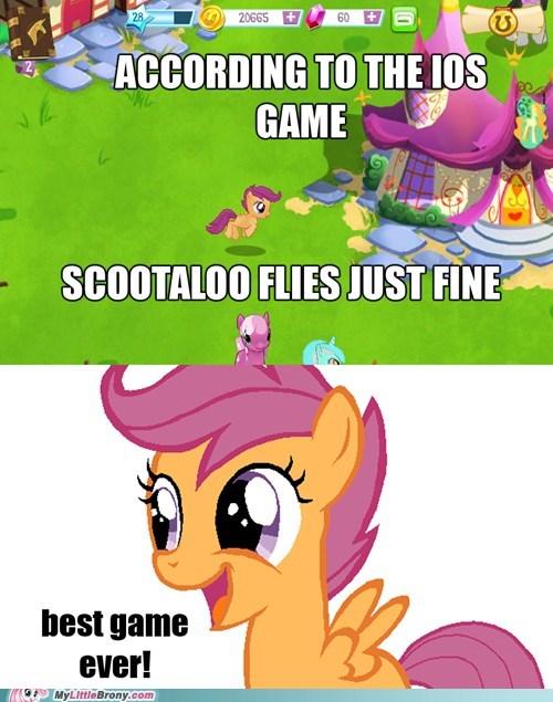 game ios Scootaloo - 6757294592