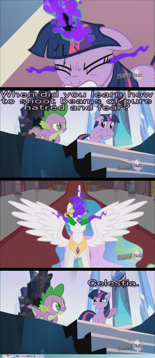 bananas troll makes perfect sense celestia - 6757431040