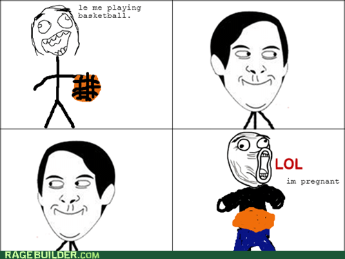 lol,basketball,pregnant