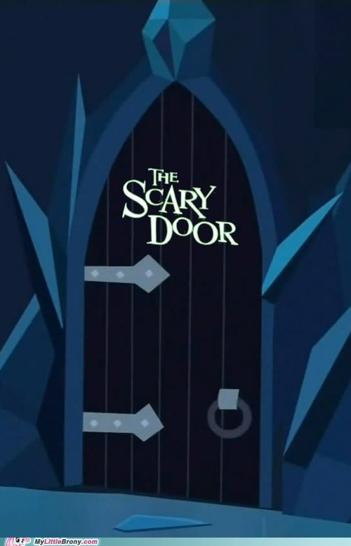 greatest fear,scary door