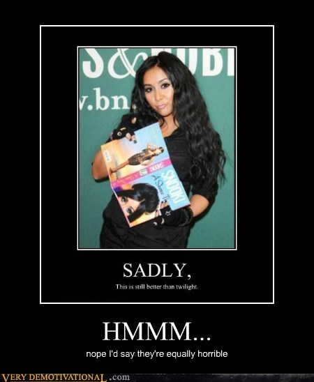 horrible snooki twilight - 6757832448