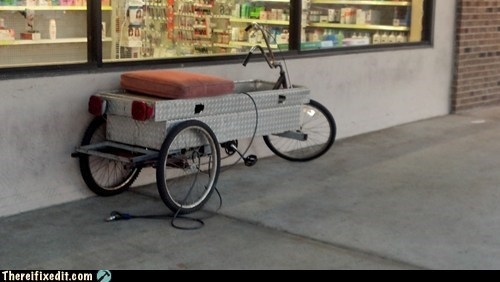 bicycle,toolbox,bike,tricycle