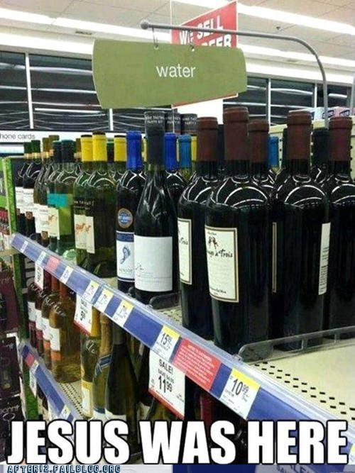 jesus logical explanation water miracles wine - 6758193920