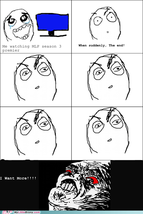 more,gimme gimme gimme,rage comic