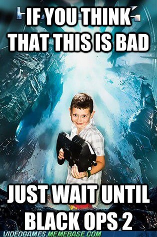 call of duty,black ops 2,halo 4 kid,mom