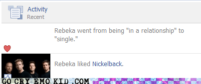 Music,correlation,nickelback,facebook