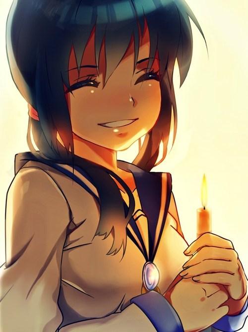 Ayumi Shinozaki anime Fan Art corpse party - 6758592000