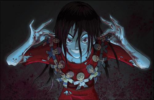 Fan Art sachiko shinozaki video games corpse party - 6758614016