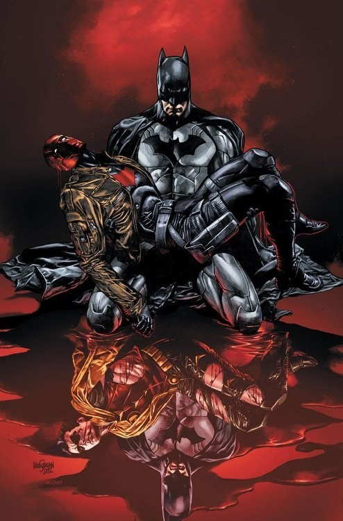 red hood jason todd batman