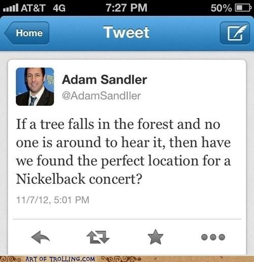 twitter nickelback adam sandler - 6759420416