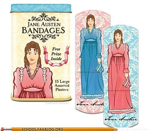 boo boo jane austin bandages - 6759578624
