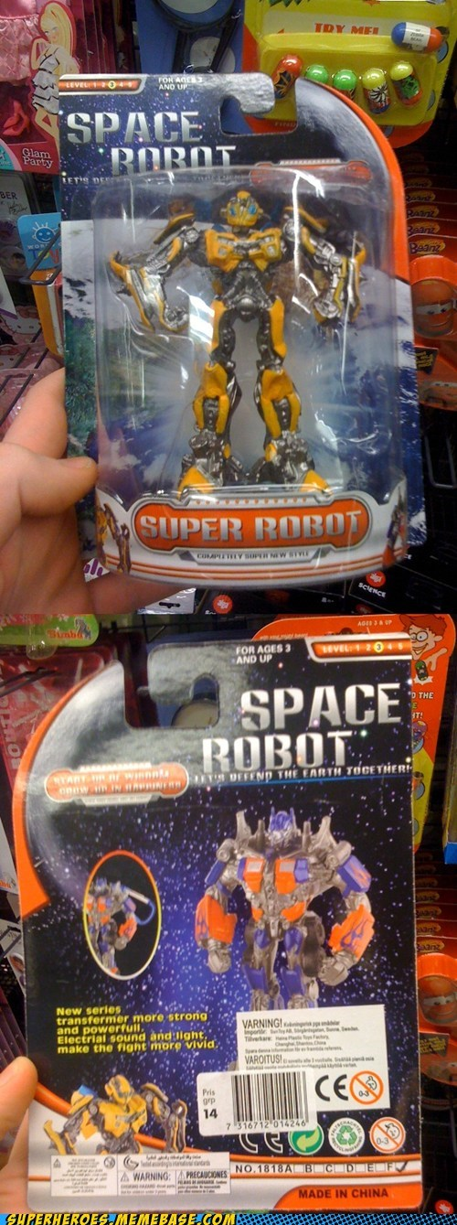 transformers rip off robot - 6759820544
