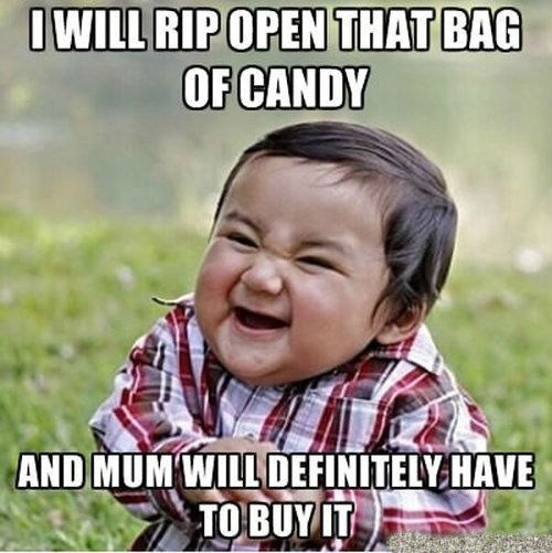 candy sinister baby meme - 6759919616