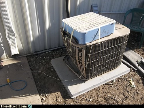 york ac a/c unit air conditioning