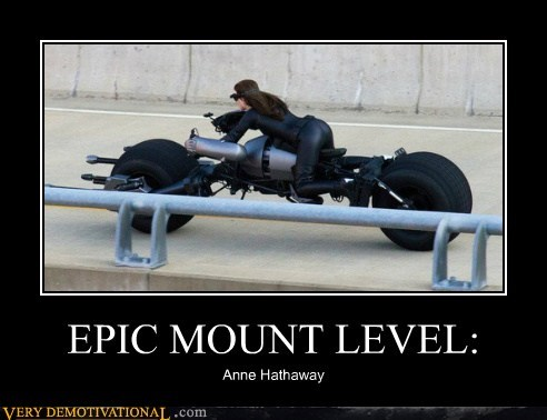 EPIC MOUNT LEVEL:
