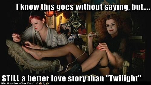 magenta still a better love story than twilight patricia quinn The Rocky Horror Picture Show columbia nell campbell