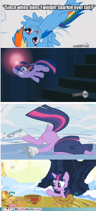 failure,twilight sparkle,comic