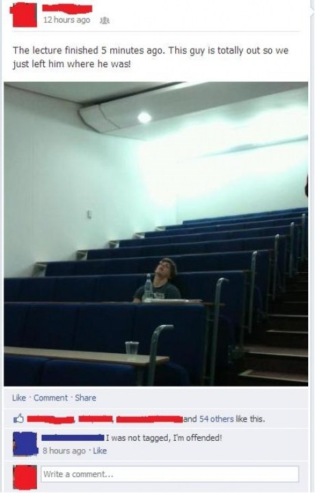 lecture hall school asleep in class lecture falling asleep in class - 6760710144