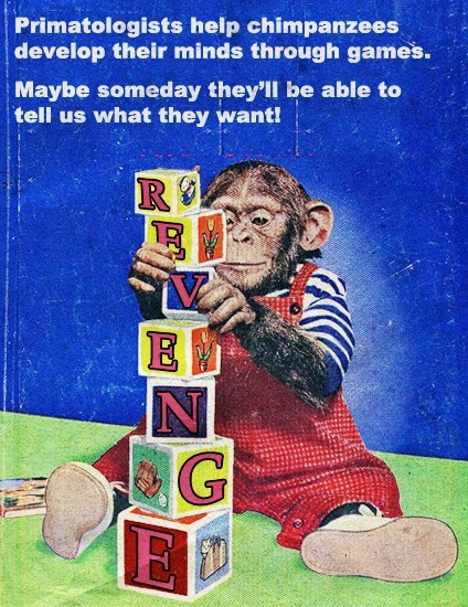 primatologists facts Planet of the Apes revolution - 6760901632