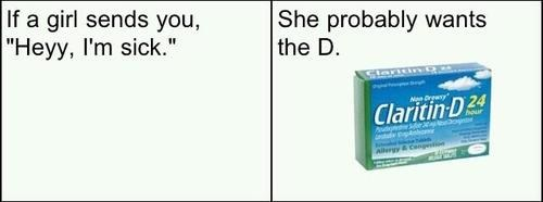 claritin d,comics,she wants the d