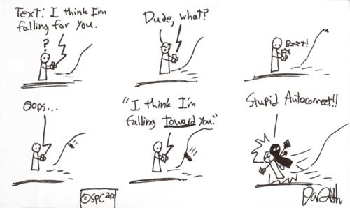 autocorrect falling - 6760936960
